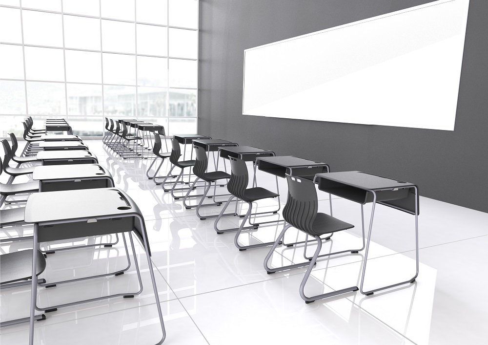 CLASSROOM MATA G059 WITH GROM TABLE